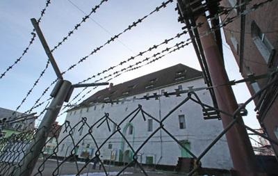 Наказание в Украине хотят отбывать около 20 заключенных Крыма