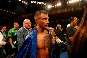 Ломаченко назвав кращих боксерів незалежно від вагової категорії