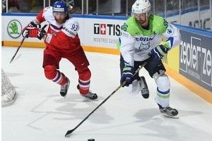 Чехія - Словенія (5:1). Відео шайб і огляд матчу