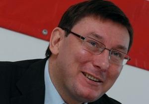 Луценко заявил, что Ющенко побоялся пригласить его на заседание СНБО