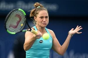 WTA (Рим): Бондаренко не змогла подолати перше коло кваліфікації