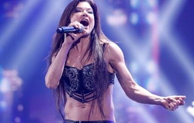 Руслана презентувала на Євробаченні новий сингл