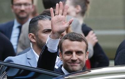 Франція готується до інавгурації Макрона