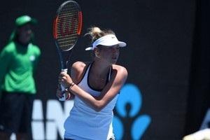 Українська тенісистка в 14 років виграла дорослий турнір