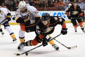 НХЛ: Анахайм зрівняв рахунок в серії з Нешвілом