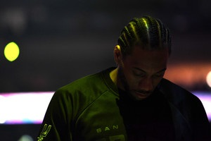 НБА: Ленард отримав травму в матчі з Голден Стейт