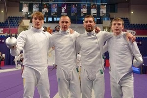Харлан не змогла принести команді медаль, в шпазі Україна двічі четверта