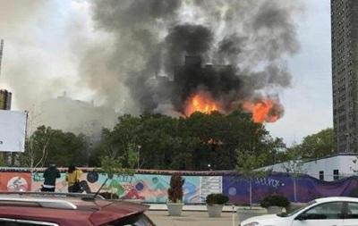 В Нью-Йорке сгорела старейшая синагога города