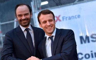Макрон призначив нового прем єра Франції