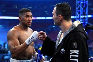 Джошуа: Ймовірно, я боксуватиму до років Володимира Кличка