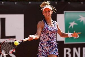Рим (WTA): Цуренко выиграла впервые за два с половиной месяца