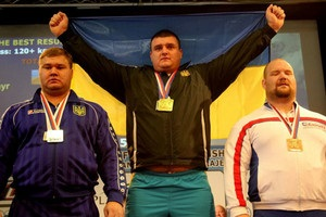 Збірна України ударно завершила чемпіонат Європи з пауерліфтингу
