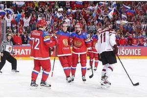 ЧС-2017: Росія закинула Латвії п ять шайб, Франція обіграла Словенію