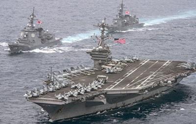 США залишать свій авіаносець біля Корейського півострова