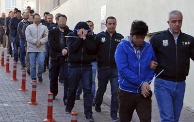 У Туреччині заарештували 85 співробітників міністерств