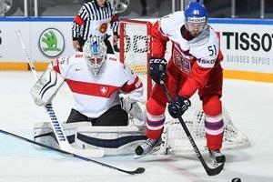 Чехія – Швейцарія 1:3 відео шайб та огляд матчу ЧС-2017 з хокею