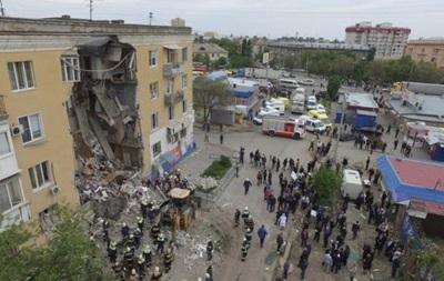 Вибух будинку у Волгограді: зросла кількість жертв