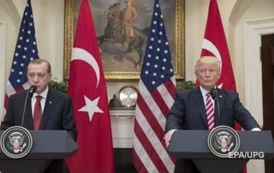 Ердоган: Туреччина не визнає союз США з курдами