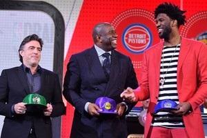 НБА: Бостон отримав перший пік драфту-2017
