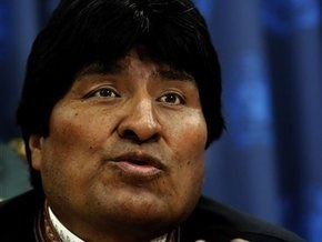 В Боливии предотвратили покушение на президента Эво Моралеса