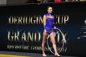 Різатдінова не поїде на чемпіонат Європи з художньої гімнастики