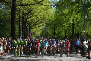 Омар Фрайле виграв 11-й етап Джиро-д Італія