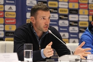 Шевченко прокоментував рішення Зозулі призупинити кар єру в збірній