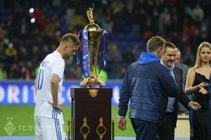 Ярмоленко не взяв срібної медалі Кубка України