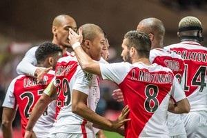 Монако выиграл чемпионат Франции, прервав гегемонию ПСЖ