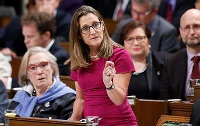 Канада розширить санкції проти Росії за порушення прав людини