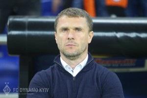 Ребров залишить Динамо наприкінці сезону