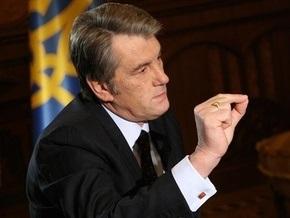 Ющенко предлагает Раде разрешить платить валютные кредиты гривнами