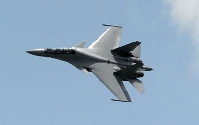 Китайські винищувачі перехопили військовий літак США