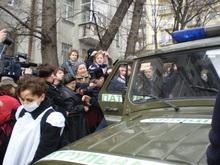Защитники старого Киева требуют от Ющенко оценить действия милиции