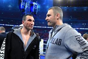 Брати Клички стали лауреатами премії German Boxing Awards