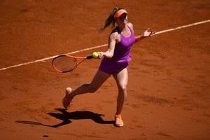 Рим (WTA): Світоліна обіграла третю ракетку світу і вийшла в півфінал