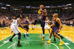 НБА: Кливленд не заметил Бостон, победив с разницей в 44 очка