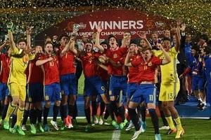 Збірна Іспанії U-17 виграла Євро-2017