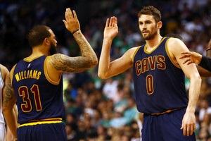 Клівленд повторив рекорд НБА за кількістю перемог поспіль у плей-оф