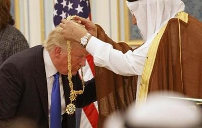 Трампа нагородили вищим орденом Саудівської Аравії