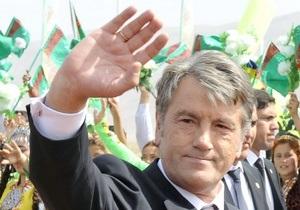 Ванникова: Ющенко часто останавливал кортеж под Пирятином, чтобы купить жареные пирожки