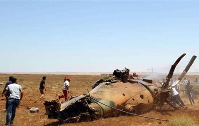 В Алжире разбился военный вертолет: 12 погибших