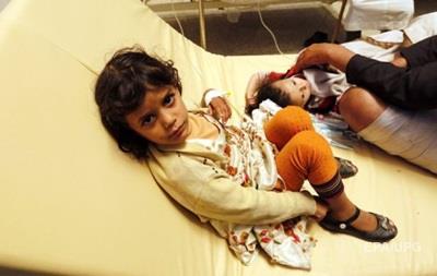 Ємену загрожує епідемія холери: вже 250 жертв