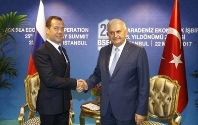 РФ і Туреччина відновили торговельні відносини