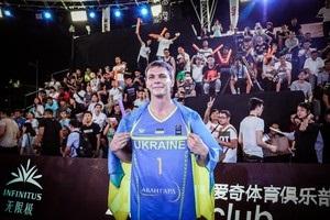 Український данкер шокував Шакіла О Ніла на американському шоу