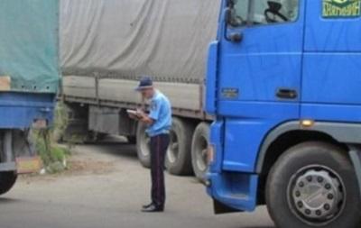 У Тернополі перевізників оштрафували за руйнування доріг