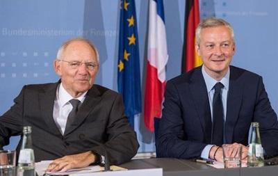 Германия и Франция создали группу по стабилизации еврозоны