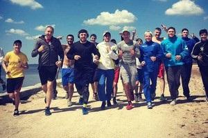 Збірна України з боксу завершила збір у Скадовську перед домашнім ЧЄ