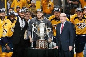 НХЛ: Нешвілл - перший фіналіст Кубка Стенлі