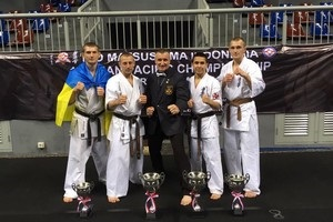 Українці успішно виступили на Першому Чемпіонаті Азії з Карате Кіокушинкайкан